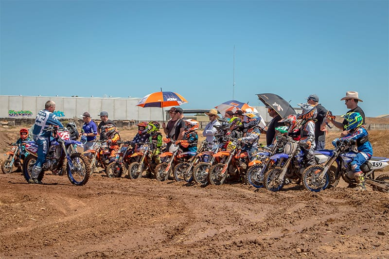 MX Coaching clinics are offered at SM25 MX Coaching