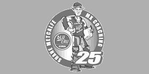 Shane Metcalfe - SM25 MX Coaching Logo