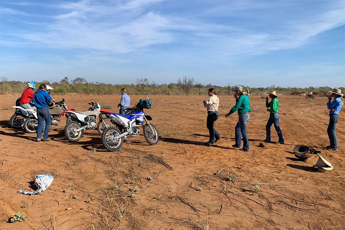 Off-Road Rider Safety Training
